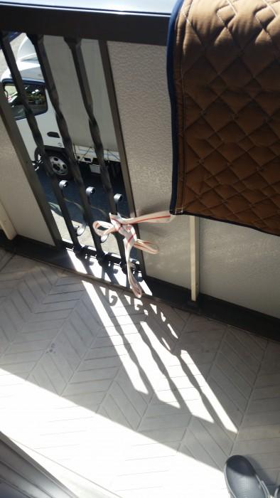 吊り上げ専用のキルティングで住宅を保護します。